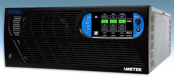 AMETEK Programmable Power Expands Its Asterion™ Line of AC Power Sources
